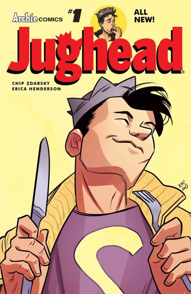 Jughead#1RegCvr