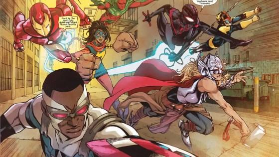 Marvel Preview: Ms. Marvel #1