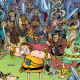 Groo: Friends and Foes #10 Review