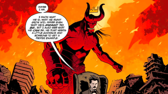 Hellboy and the B.P.R.D.: 1953 - The Phantom Hand & The Kelpie Review
