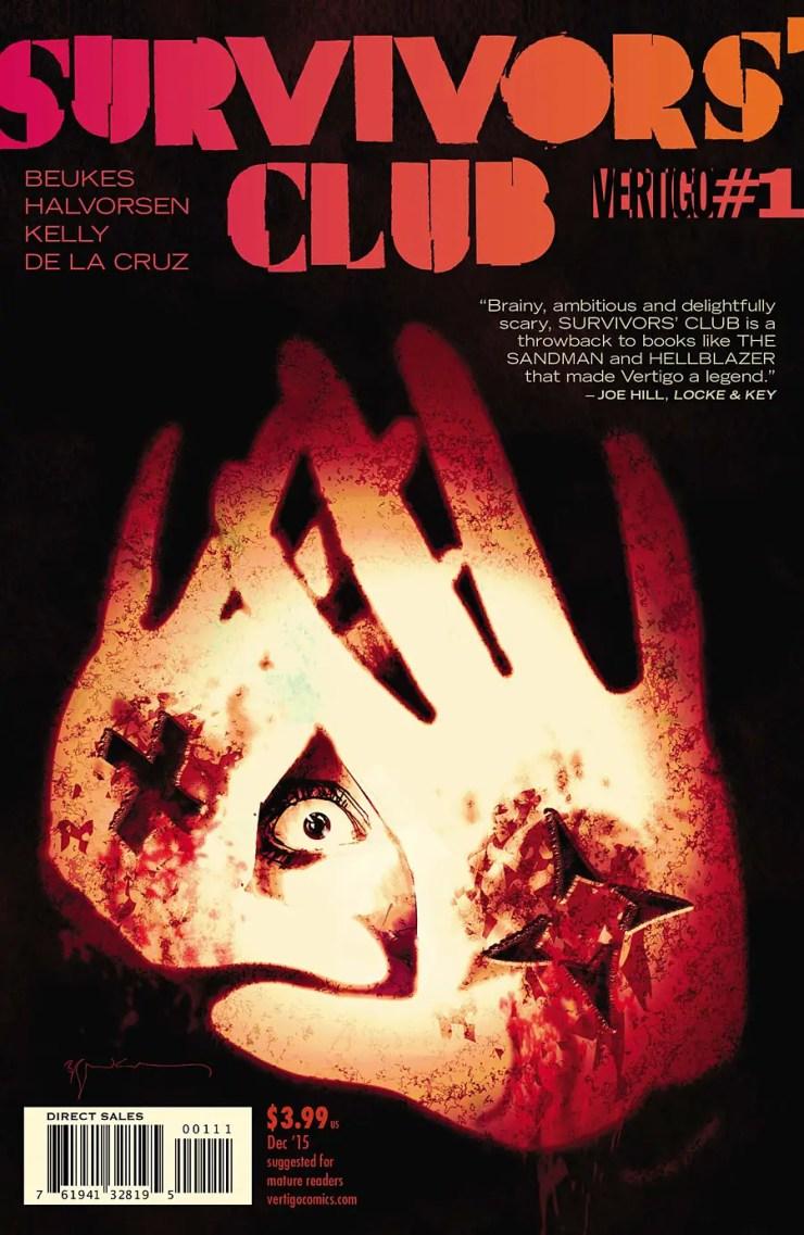 Survivor's Club #1 Review