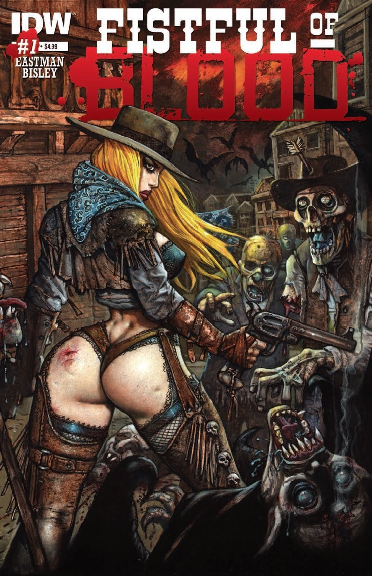 Fistful Of Blood #1 Review
