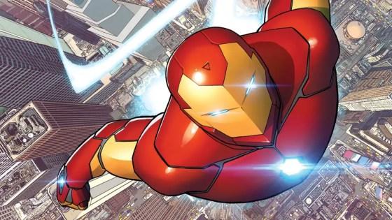 Invincible Iron Man #1 Review