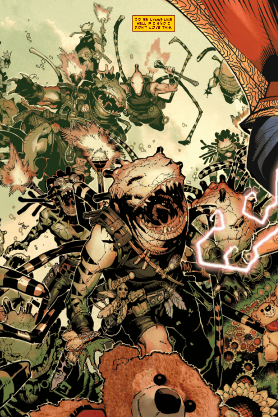 Doctor Strange #1 Review