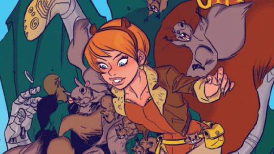 The Unbeatable Squirrel Girl #1 Review