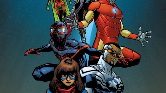 Marvel Comics Preview: All-New All-Different Avengers #1