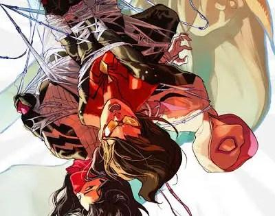 Marvel Comics Presents Spider-Women #1!