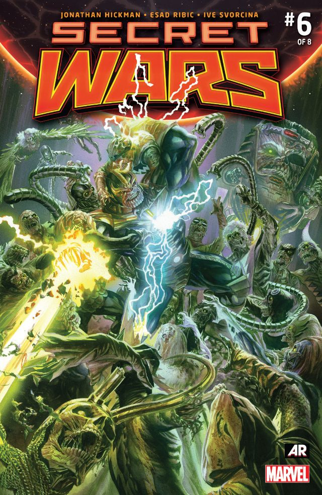 Secret Wars #6 Review