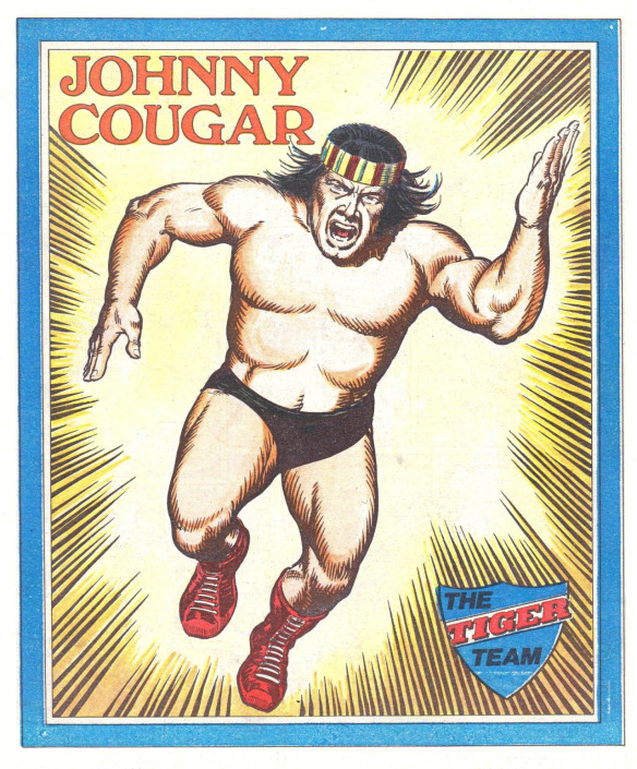 10 Count! Fictional Comic Book Wrestlers