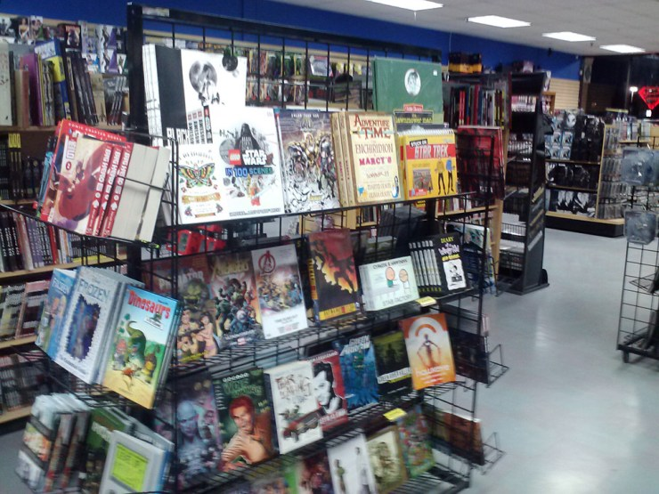 Main Street Comics Brings Local Comic Shop Day to Life