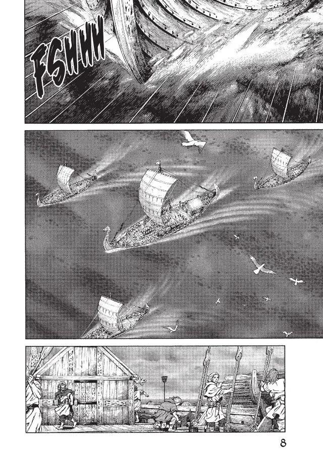 Vinland Saga Book 6 Review