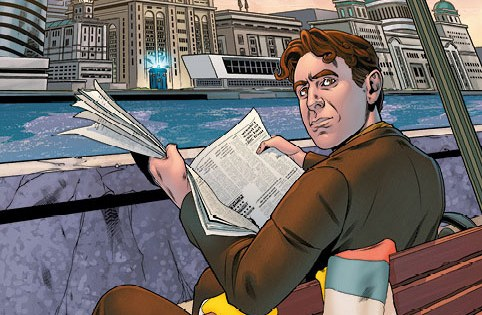 Doctor Who: The Eighth Doctor #1 Review