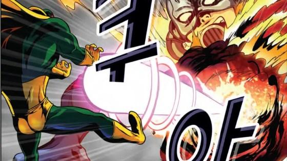 Marvel Preview: Avengers K