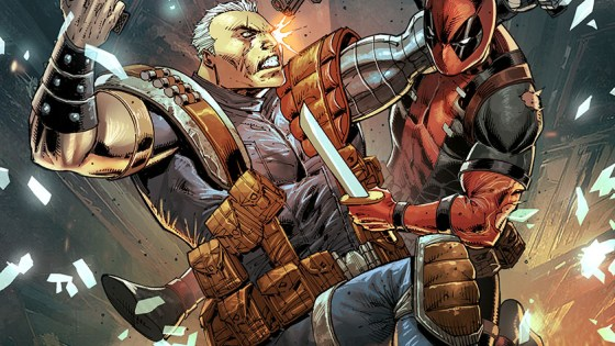 Marvel Preview: Deadpool & Cable: Split Second #1