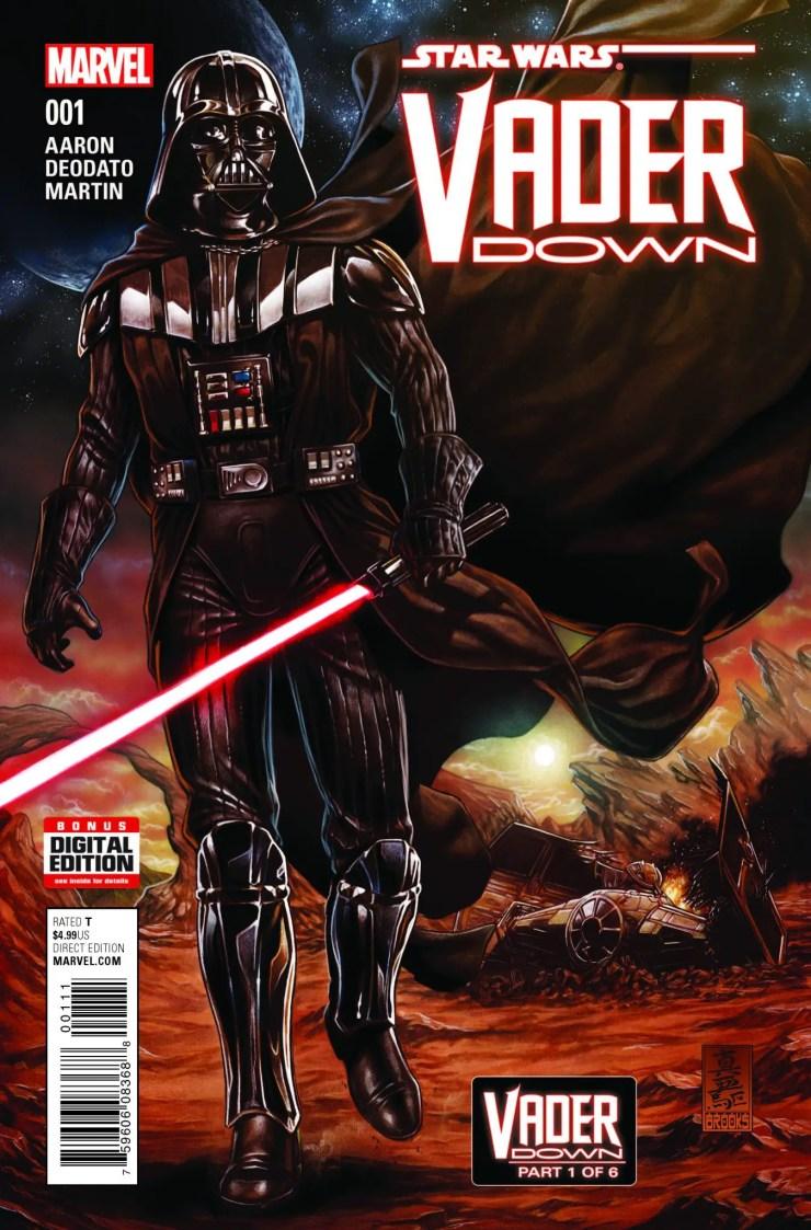 Star Wars: Vader Down #1 Review