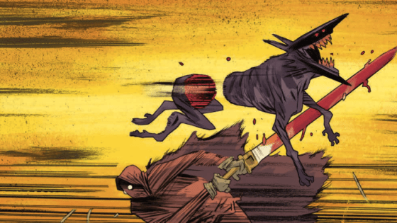 Rumble #8 Review