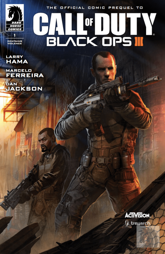 As someone who devoured every thing G.I. Joe in the world as a child, I was excited to review a Larry Hama written book about some face-stomping special forces. The fact that this is a prequel to the very highly anticipated Call of Duty: Black Ops III game that drops in a week is icing on the cake, but is this tie-in any good?