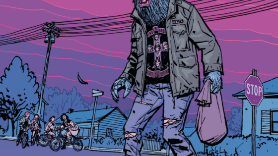 Paper Girls # 2 Review
