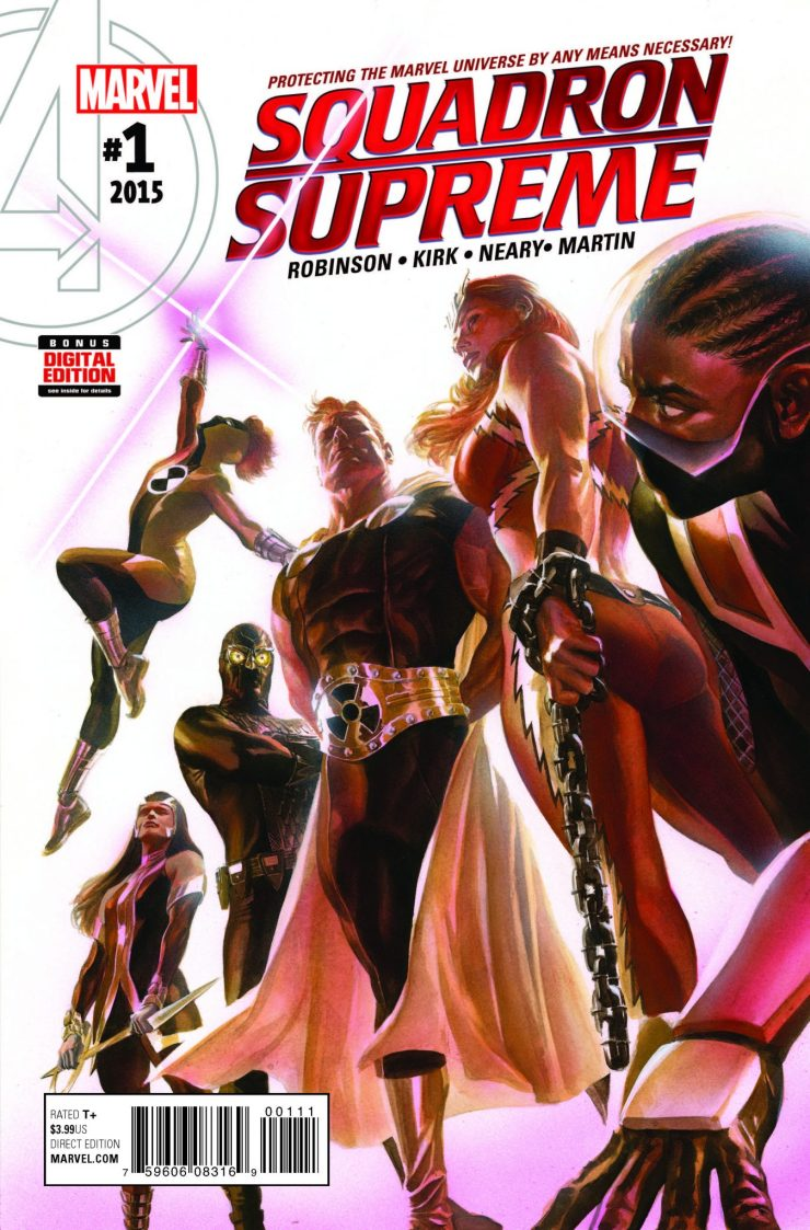 Marvel Preview: Squadron Supreme #1