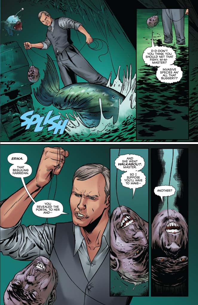 Dean Koontz's Frankenstein: Storm Surge #2 Review