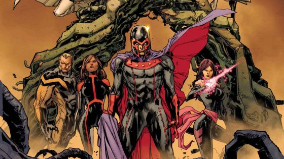 Marvel Preview: Uncanny X-Men #1