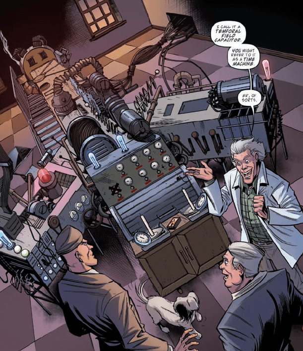 Back to the Future #2 Review