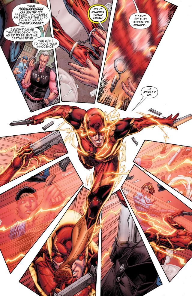 The Flash #46 Review
