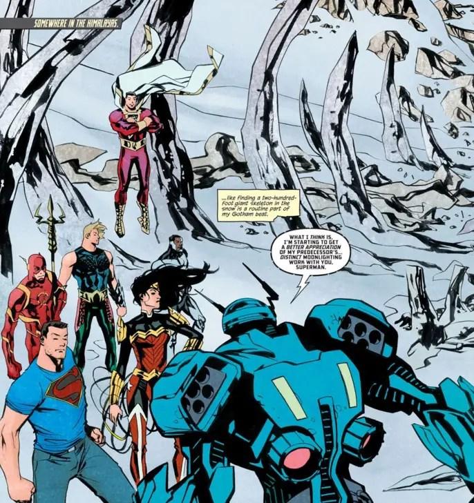 Detective Comics #46 Review