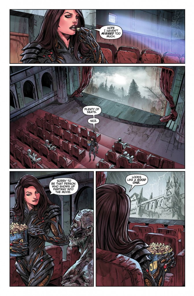 witchblade-185-theater
