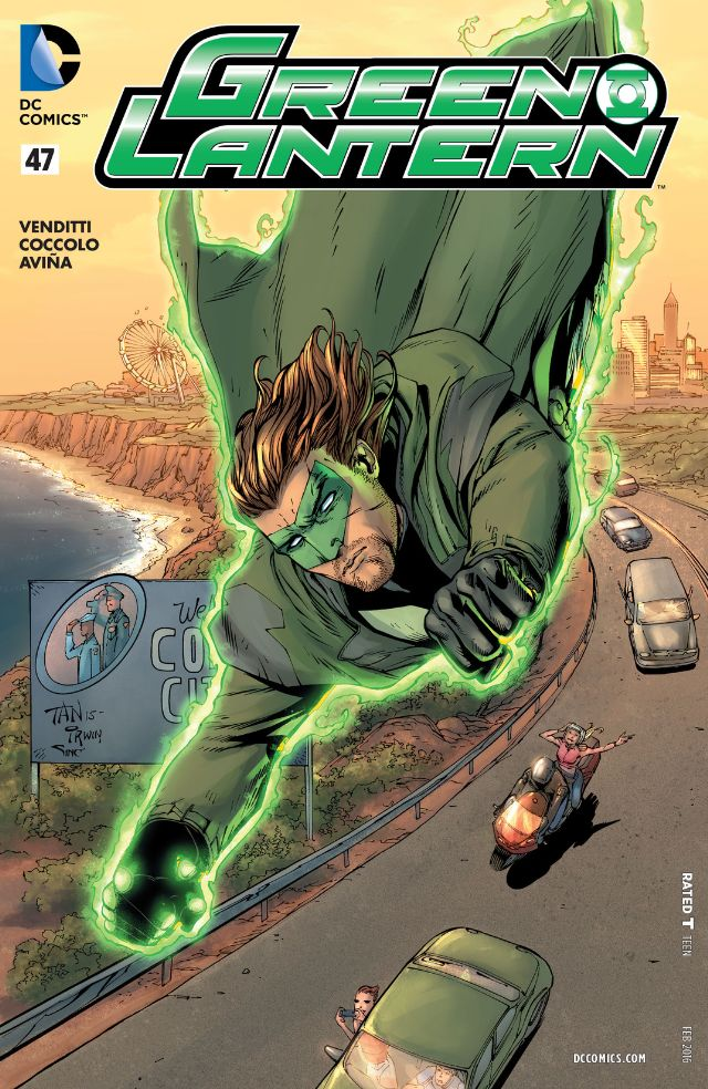 Green Lantern #47 Review