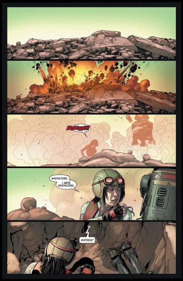 Darth Vader #14 Review