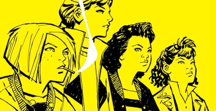 Best Comics and Manga of 2015, Part 1