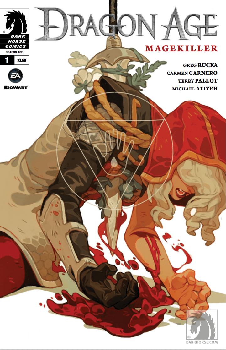 Dragon Age: Magekiller #1 Review