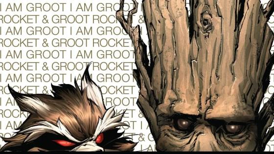 Marvel Preview: Rocket Raccoon & Groot #1