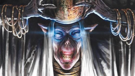 Titan Preview: Showman Killer: The Golden Child