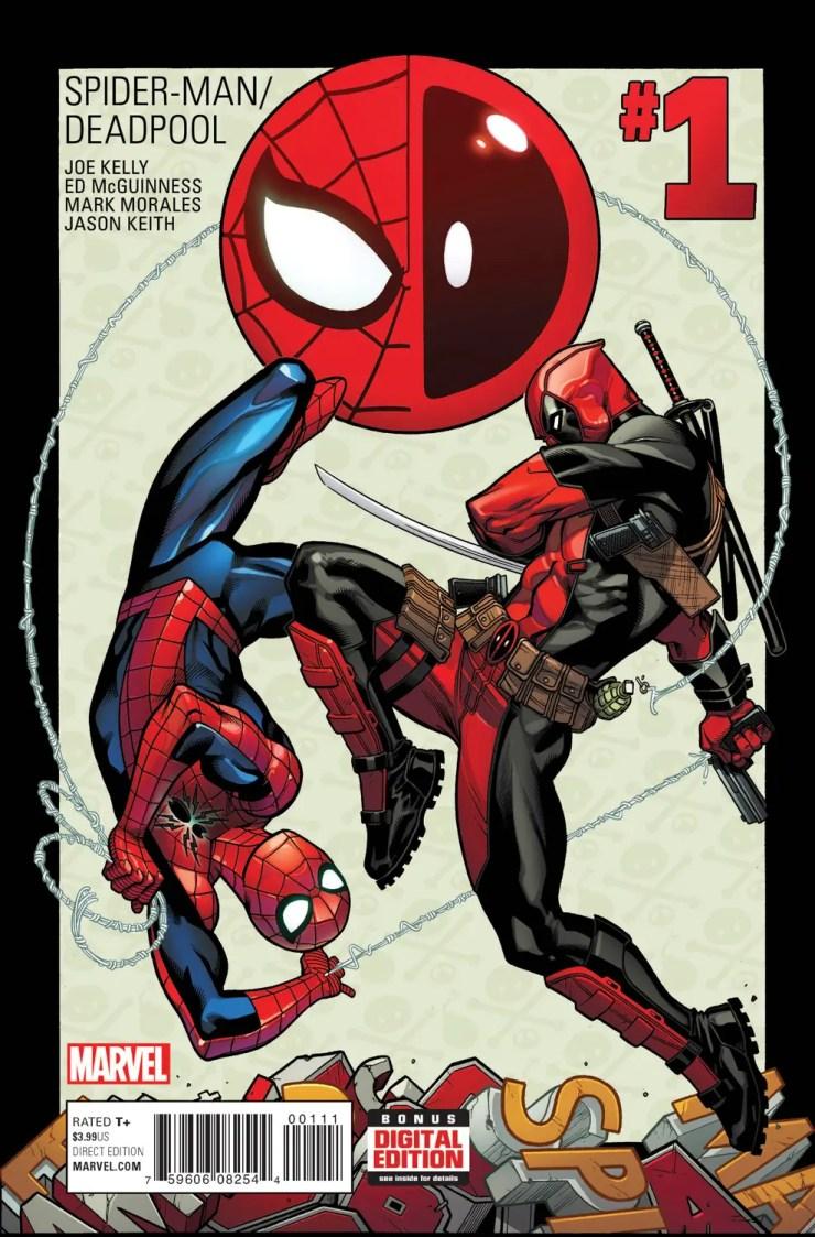 Marvel Preview: Spider-Man/Deadpool #1