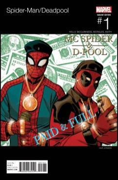 Spider-Man_Deadpool_1_Johnson_Hip-Hop_Variant