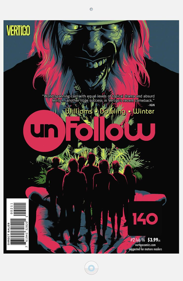 Unfollow #2 Review