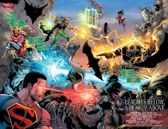Aquaman #47 Review