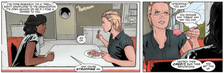 """Gail Simone's """"Clean Room"""": Catching Up and Issue #3 Review"""