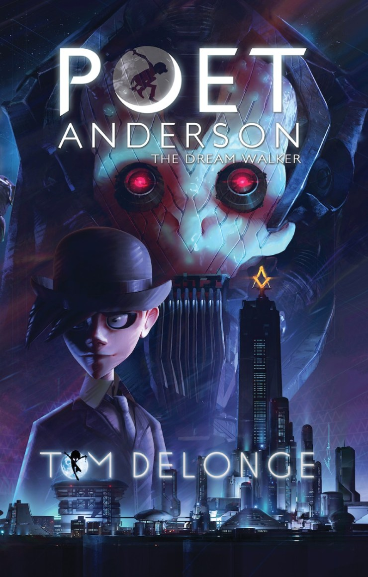 Magnetic Press Preview: Poet Anderson Deluxe Hardcover