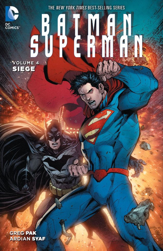 Batman/Superman Vol. 4: Siege Review