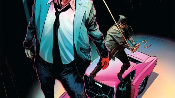 Dark Circle Preview: The Hangman #2