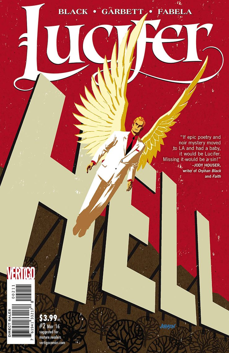 Lucifer #2 Review