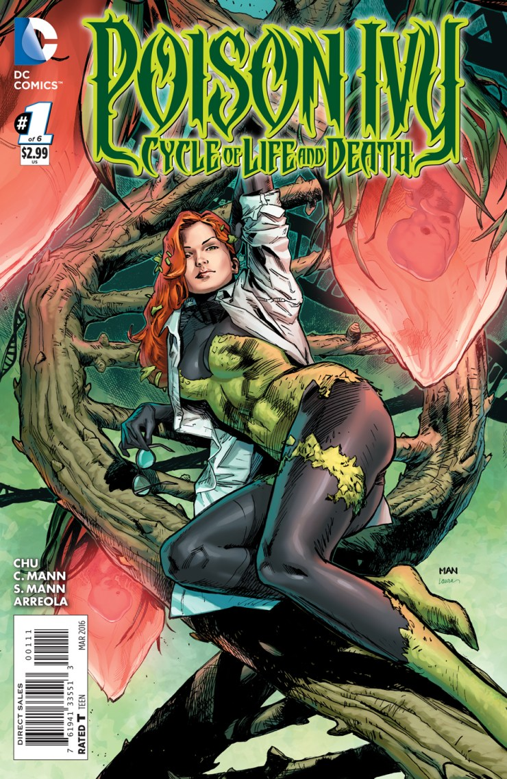Poison Ivy: Cycle of Life and Death #1 Review