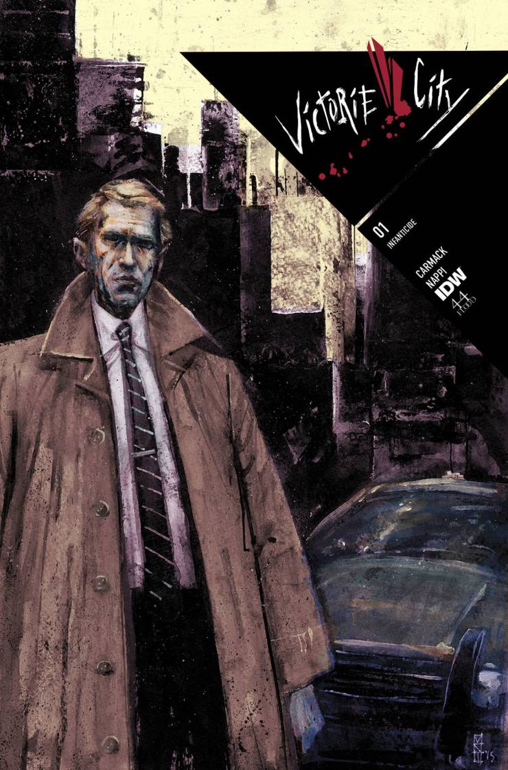Victorie City #1 Review