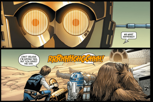 Darth Vader #15 Review