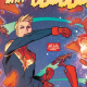 Captain Marvel is back in this issue #1, taking on a new job in space and still getting to punch giant things. Is it good?