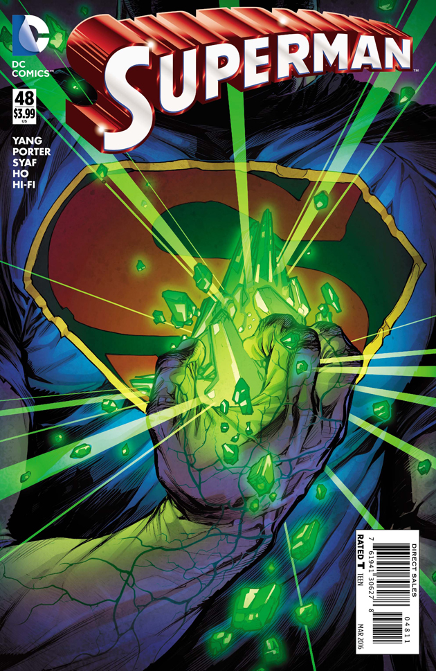 Superman #48 Review