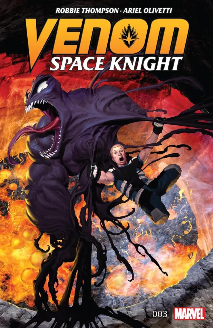 Marvel Preview: Venom: Space Knight #3